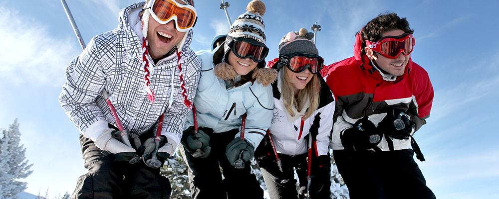 """ביטוח אתגרי - ביטוח מושלם לסקי בחו""""ל"""